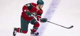 Wild recall forward Jason Zucker, send defenseman Jonathon Blum to Iowa