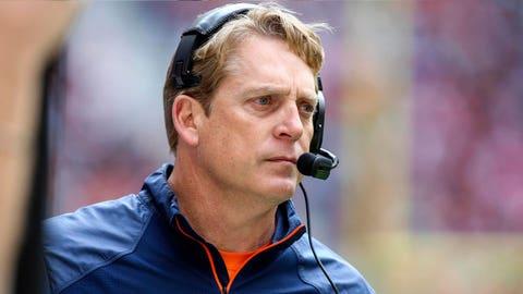 JACK DEL RIO, Broncos defensive coordinator