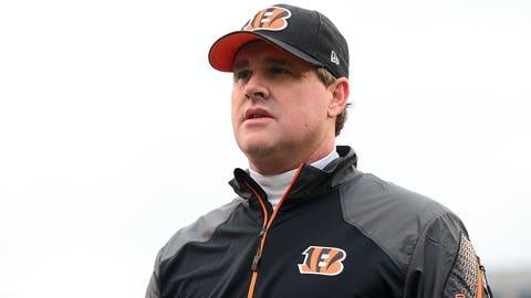 JAY GRUDEN, Bengals offensive coordinator
