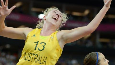 Rachel Jarry, Lynx forward