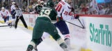 Offense fuels Wild win over Capitals