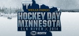 New firsts for Hockey Day Minnesota 2014