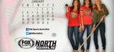 FOX Sports North Girls: January Wallpaper