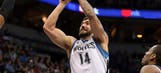 Timberwolves snap skid with win over Jazz