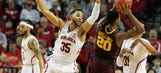 Gophers at Huskers: 1/26/14