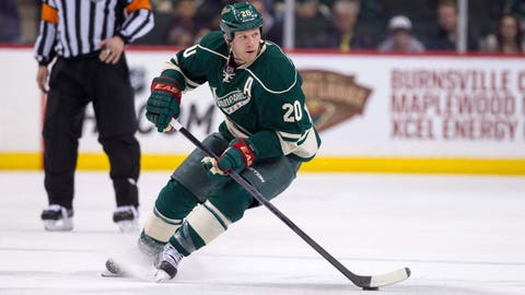 In pictures: Ryan Suter