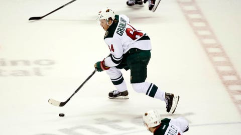 In pictures: Mikael Granlund