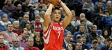 Jeremy Lin's fadeaway doesn't come close in Rockets' loss