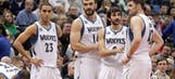 Timberwolves season report card