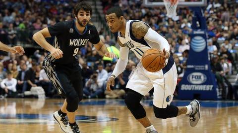 Wolves at Mavericks: 3/19/14