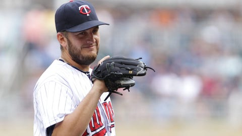 Glen Perkins showed he can have a short memory, which is key as a closer.
