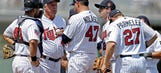 Nolasco shelled in first inning of Twins' 9-1 loss to Mets