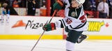 Wild's Haula agrees to two-year contract