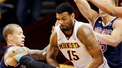 Gaels at Gophers, NIT: 3/23/14