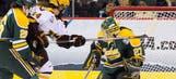 Gophers vs. Golden Knights, women's national championship: 3/23/14