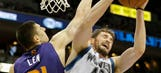 Timberwolves blow largest lead of season in loss to Suns