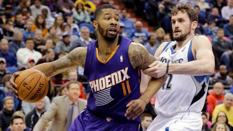 Suns at Timberwolves: 3/23/14