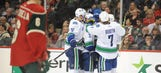 Wild goaltenders continue shaky stretch in loss to Canucks