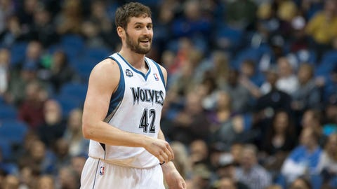 Kevin Love: In Pictures