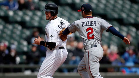 Twins at White Sox: 3/31/14-4/3/14