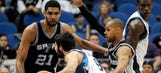 Spurs fall to Timberwolves as Parker sits