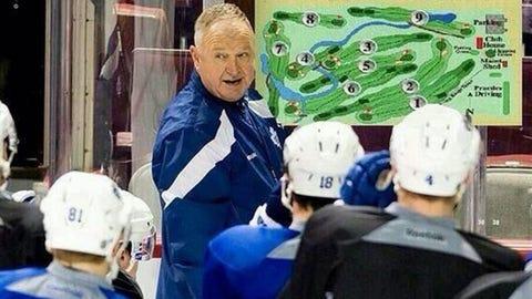 Brad Frost, Gophers women's hockey coach