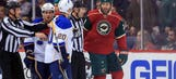 Mike Rupp suspended four games for illegal check to head of T.J. Oshie