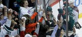 Wild earn first win of series in Game 3 against Avalanche