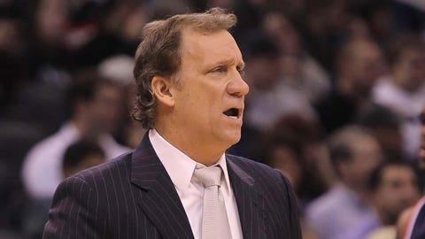 Flip Saunders, Timberwolves president of basketball operations
