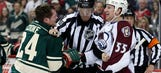 Wild's Cooke awaits suspension hearing; Yeo says would be 'loss to lineup'