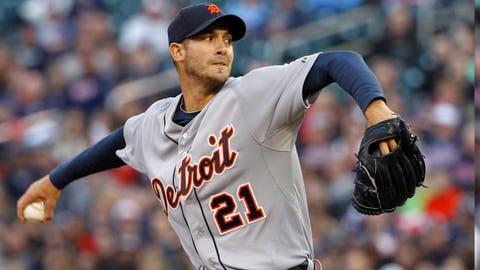 Tigers at Twins: 4/25/14-4/27/14