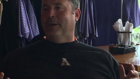 Norwood Teague, Minensota athletic director