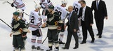 'Empty' feeling for Wild after playoff ouster