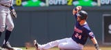 Two runs wasn't enough for Twins to topple Mariners' Hernandez