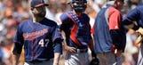 Giants rough up Nolasco for season-high seven earned runs