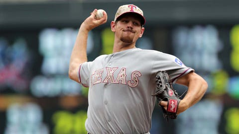 Rangers at Twins: 5/26/14-5/29/14