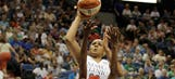 Moore leads unbeaten Lynx to win over Stars