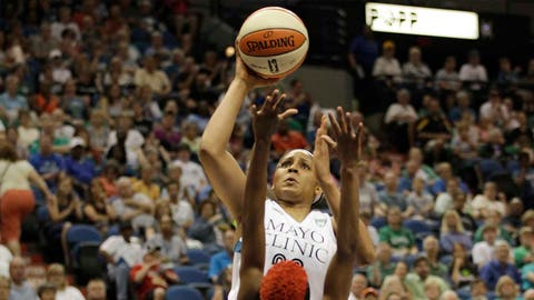 In pictures: Maya Moore