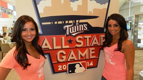 We're just over a month away from the 2014 All Star Game at Target Field.