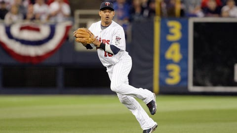 7/31/09: Acquired SS Orlando Cabrera from Oakland for INF Tyler Ladendorf