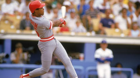 Shortstop: Barry Larkin (Michigan, 1983, 1984)