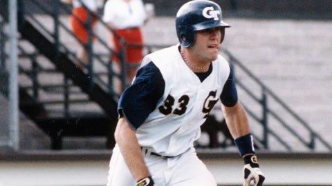 Catcher: Jason Varitek (Georgia Tech, 1994)