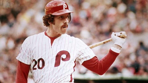 Third base: Mike Schmidt (Ohio University, 1970)