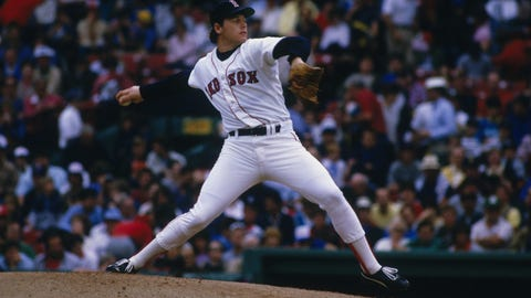 Starting pitcher: Roger Clemens (Texas, 1982, 1983)
