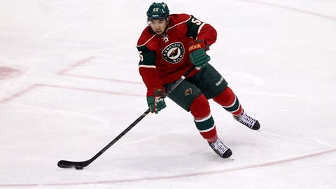 2012: Mathew Dumba -- 7th overall