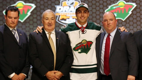 ALEX TUCH, FORWARD