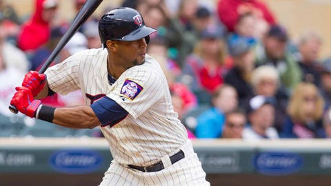 OF Aaron Hicks: D+