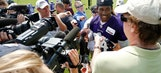 Improving WR Patterson ready to show off new tricks in 2014