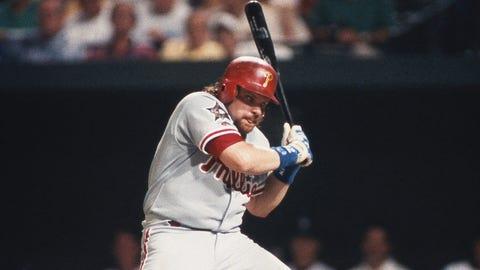 1993: Randy Johnson scares John Kruk