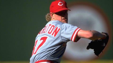 1992: Pitchers Charles Nagy, Norm Charlton forced to bat